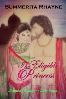 Cover The Eligible Princess redone