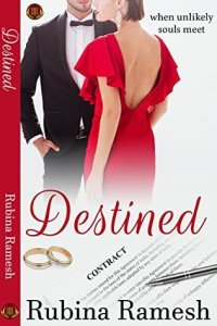 Blog Tour by The Book Club of DESTINED by Rubina Ramesh